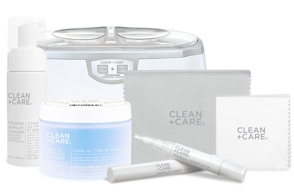 clean and care product line